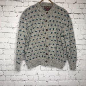 American Eagle Wool Blend Cardigan